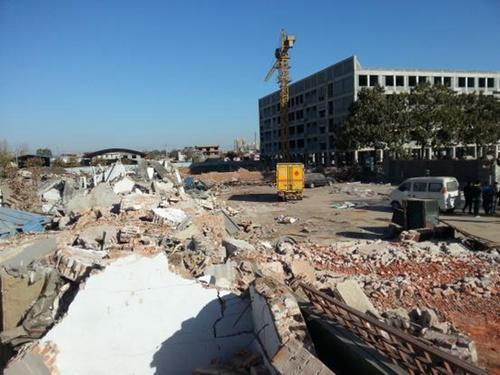 南通学校拆除,南通学校拆除工程