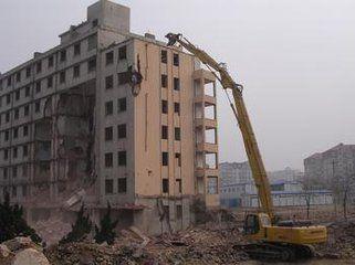 南通办公楼拆除,南通办公楼拆除工程