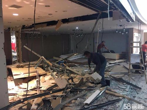 南通办公楼拆除哪家好