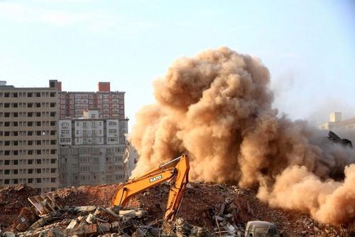 南京房屋拆除