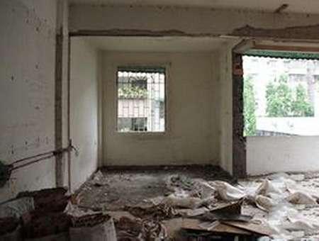 南通装修拆除公司施工